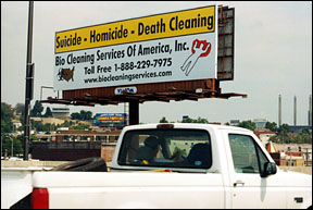 Suicide : Homicide : Death Cleaning