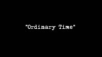 'Ordinary Time'